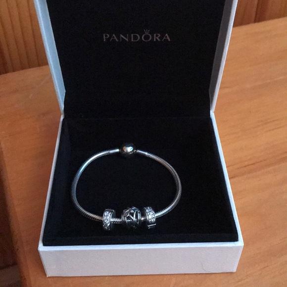 Pandora Jewelry - Brand new still in box Pandora bracelet